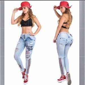 Denim - Colombian Butt Lift Jeans 👖